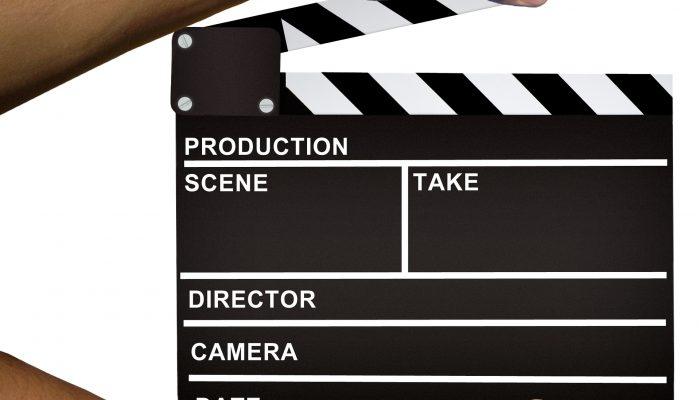 Opnames informatiefilm sprinklers