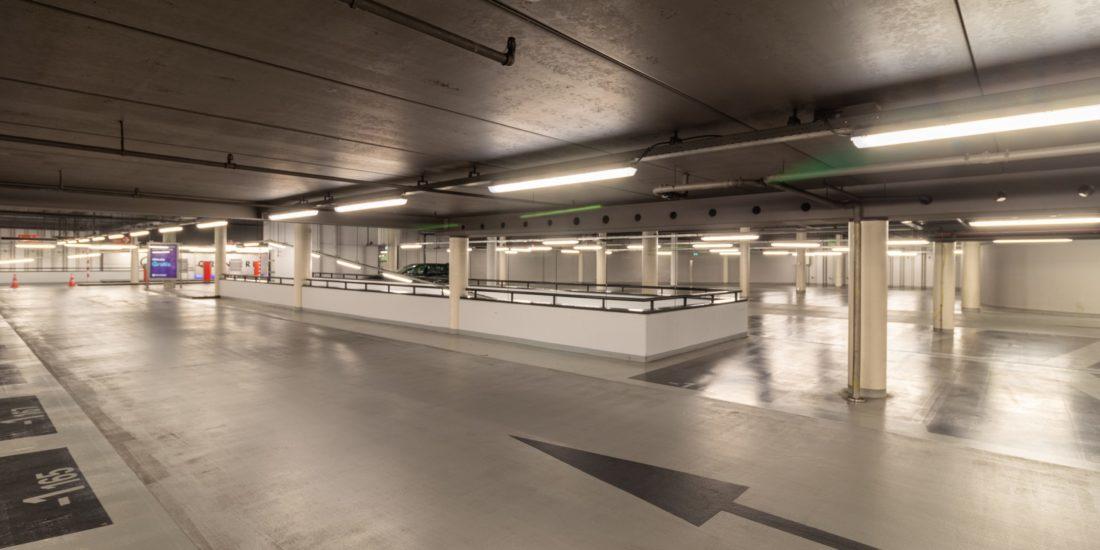 Sprinklers in parkeergarages: aanpassing Bouwbesluit
