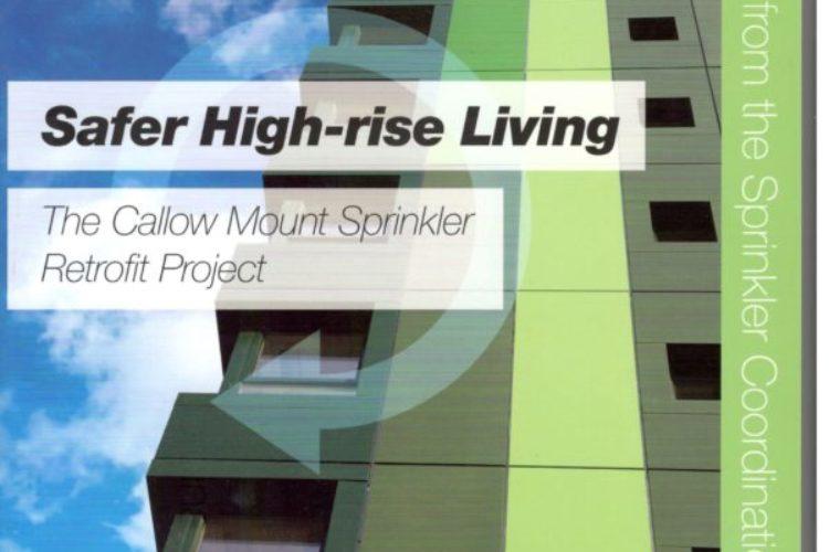 Sprinklers for a safer living