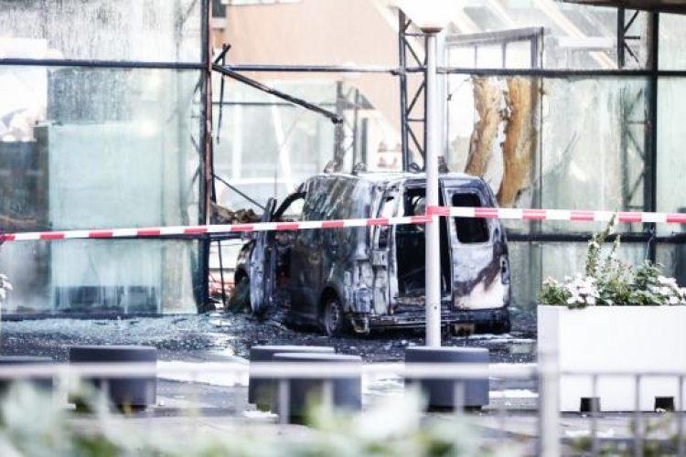 Sprinklers voorkomen branduitbreiding bij aanslag Telegraaf-gebouw