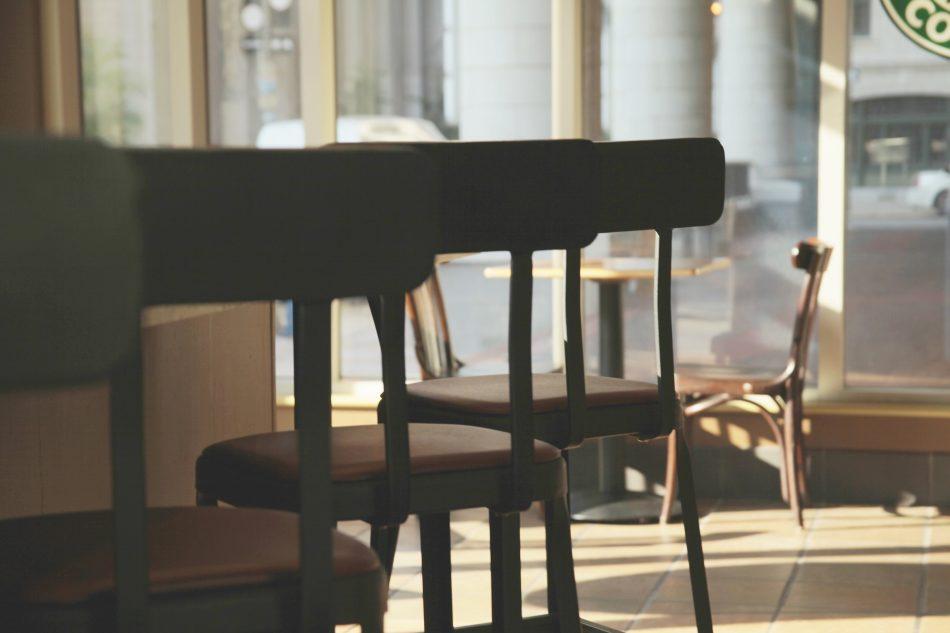 Sprinkler controleert brand lunchcafé in Ede