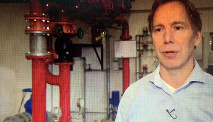VEBON-NOVB bij Editie NL over de werking van sprinklers
