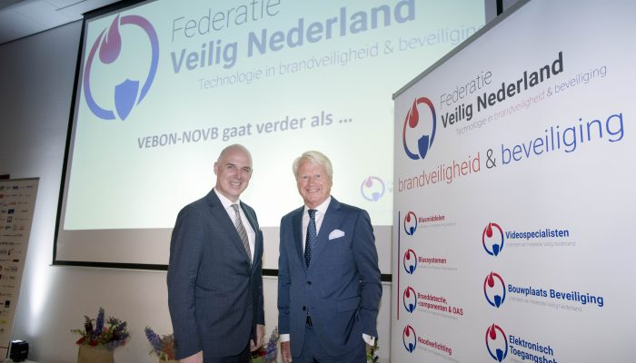 VEBON-NOVB gaat verder als Federatie Veilig Nederland