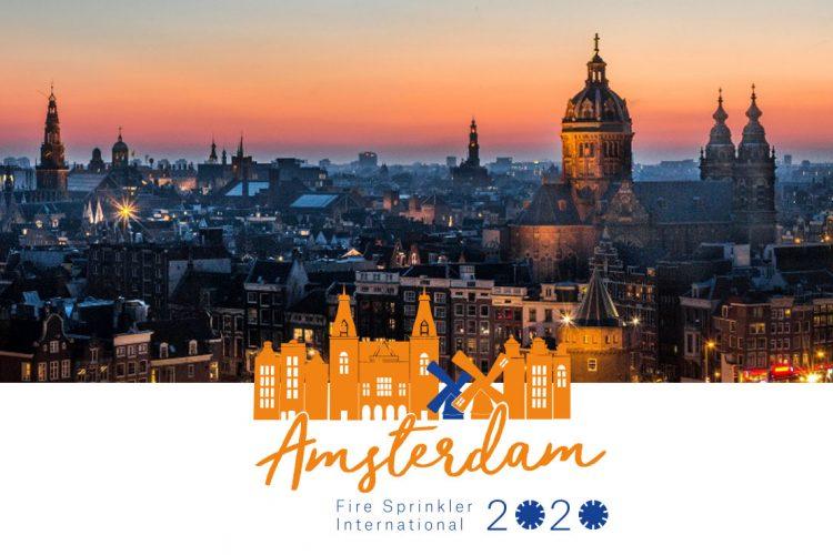 Fire Sprinkler International op 6 en 7 mei 2020