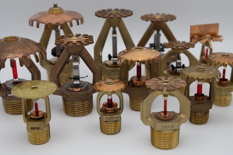 Publicatie Technisch Bulletin 77B pompsets en actualisatie sprinklernormen