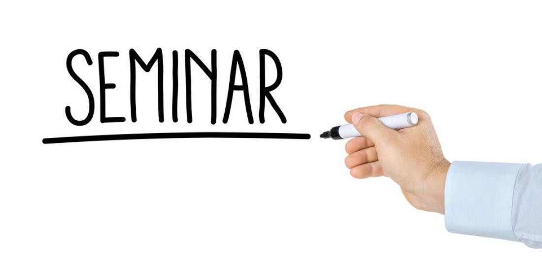 Schrijf nu in voor het seminar 'Waardering sprinklers' op 26 januari 2022